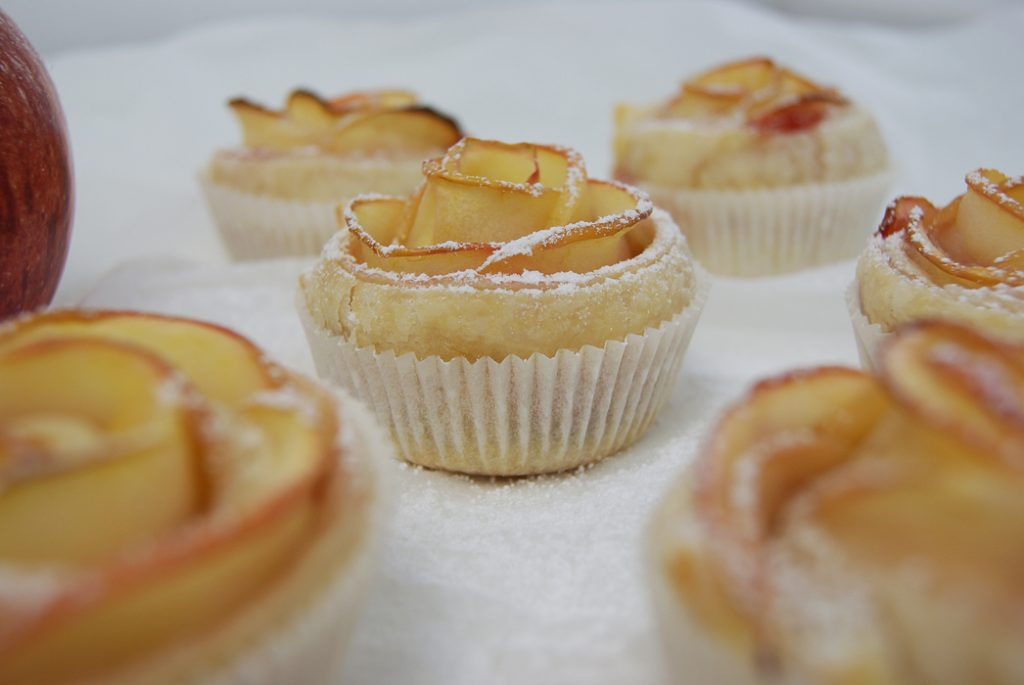 QUICK&EASY: APPLE ROSES